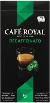 Café Royal Decaffeinato 10x10 Kapseln