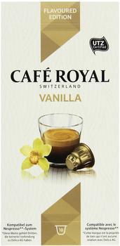 Café Royal Vanilla Flavoured Edition 10x10 Kapseln