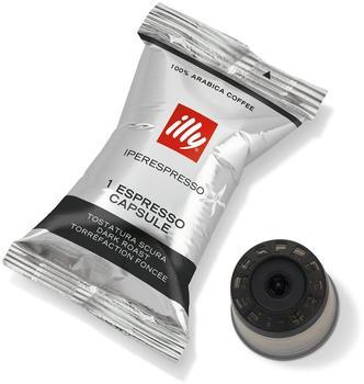 Illy Iperespresso Dark Roast 100 Kapseln