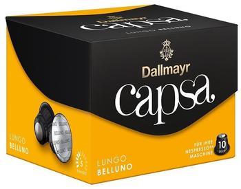 Dallmayr capsa Lungo Velluto (10 Port.)