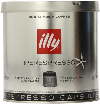 illy Iperespresso MIE-System Dunkle Röstung (S) (21 Port.)