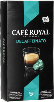 Café Royal Decaffeinato 10 Kapseln