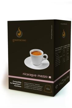 Gourmesso Nicaragua Mezzo (10 Port.)