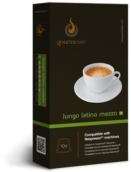 Gourmesso Lungo Latino Mezzo (10 Port.)