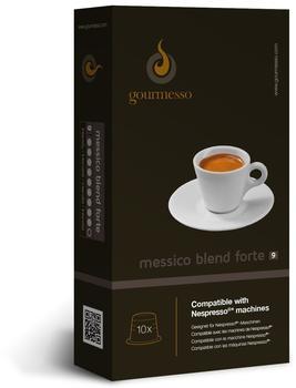 Gourmesso Messico Blend Forte (10 Port.)