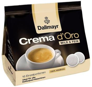 Dallmayr Crema dOro Mild & Fein 5x16 St.