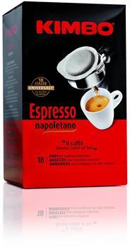 Kimbo Espresso Napoletano 18 St.