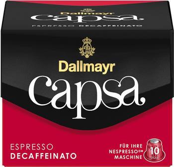 Dallmayr capsa Espresso Decaffeinato (10 Port.)