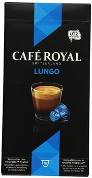 Café Royal Lungo 10x10 Kapseln