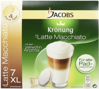 Jacobs Krönung Latte Macchiato (7 Port.)