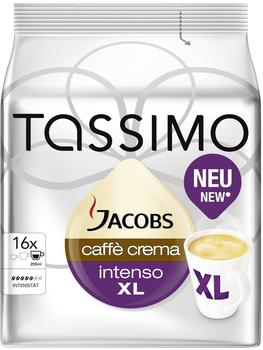 Tassimo Jacobs Caffé Crema Intenso XL T-Disc (16 Port.)