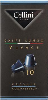 Cellini Lungo Vivace 10 Kapseln