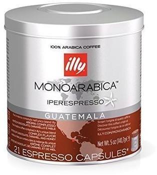 Illy Iperespresso Monoarabica Guatemala 6x21 Kapseln