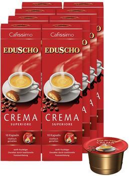 Tchibo Cafissimo Caffè Crema vollmundig 8x10 Kapseln