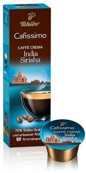 Tchibo Cafissimo Caffè Crema India Sirisha (10 Port.)