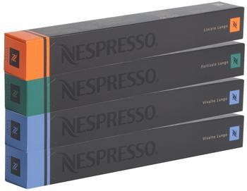 Nespresso Lungo Sortiment 40 Kapseln