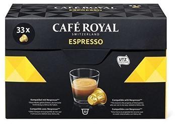 Café Royal Espresso 33 Kapseln