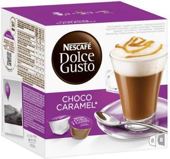 Nescafé- Dolce Gusto Chococino Caramel , 16 Kapseln