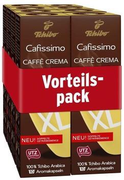 Tchibo Cafissimo Caffè Crema XL 8x10 Kapseln