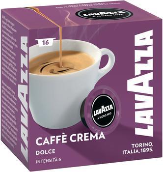 Lavazza A Modo Mio Caffe Crema Dolce (16 Port.)