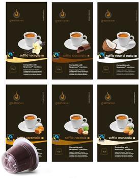 Gourmesso Flavor Box 6x10 Kapseln