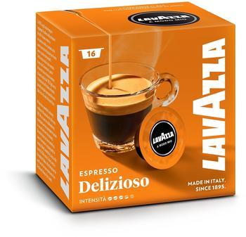 Lavazza A Modo Mio Espresso Deliziosamente 2x16 Kapseln