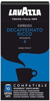 Lavazza Espresso Decaffeinato Ricco 10 Kapseln