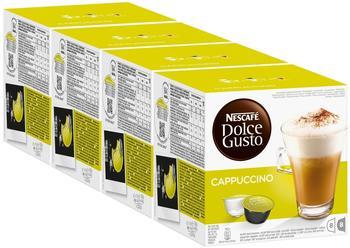 Nescafé Dolce Gusto Cappuccino 4x16 Kapseln