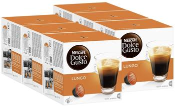 Nescafé Dolce Gusto Lungo Mild 6x16 Kapseln