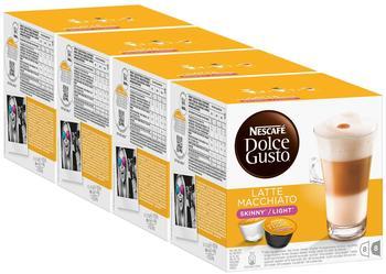 Nescafé Dolce Gusto Latte Macchiato Skinny/Light 4x16 Kapseln