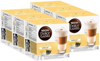Nescafé Dolce Gusto Latte Macchiato Vanilla 6x16 Kapseln