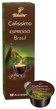 Tchibo Cafissimo Espresso Brasil 10 Kapseln