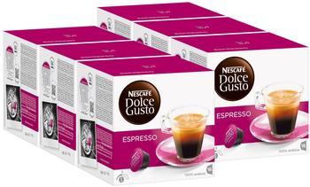 Nescafé Dolce Gusto Espresso 6x16 Kapseln