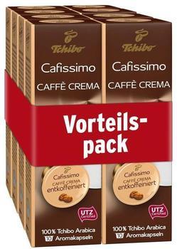 Tchibo Cafissimo Caffè Crema entkoffeiniert 8x10 Kapseln