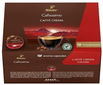 Tchibo Cafissimo Caffè Crema Colombia 96 Kapseln