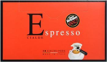 Caffe Vergnano 1882 E'spresso Rosso (18 Port.)