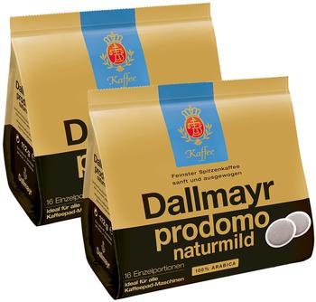 Dallmayr Prodomo Naturmild 2x16 St.