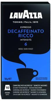 Lavazza Espresso Decaffeinato Ricco (10 Kapseln)