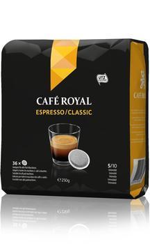 CAFé ROYAL Espresso/Classic 4x36 St.