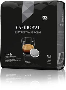CAFé ROYAL Ristretto/Strong 4x36 St.