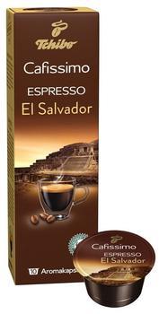 Tchibo Cafissimo Espresso El Salvador 10 Kapseln