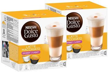 Nescafé Dolce Gusto Latte Macchiato Skinny/Light 2x16 Kapseln