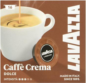 Lavazza Caffè Crema Dolce 2x16 St.