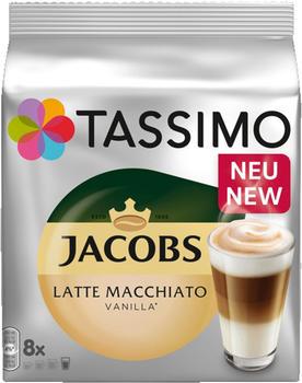 TASSIMO Jacobs Latte Macchiato Vanilla 16 T Discs