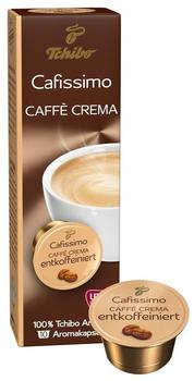 Tchibo Cafissimo Caffè Crema entkoffeiniert (10 Port.)