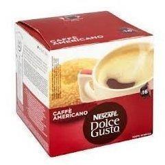 Nescafé Dolce Gusto Caffé Americano 4x16 Kapseln