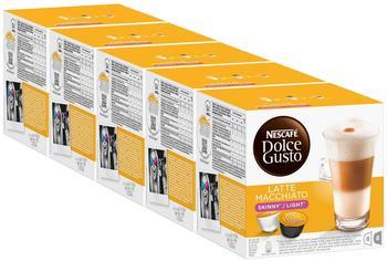 Nescafé Dolce Gusto Latte Macchiato Skinny/Light 5x16 Kapseln