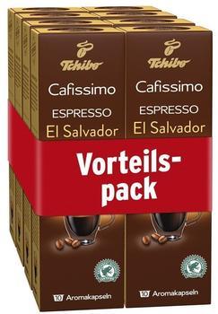 Tchibo Cafissimo Espresso El Salvador 8x10 Kapseln