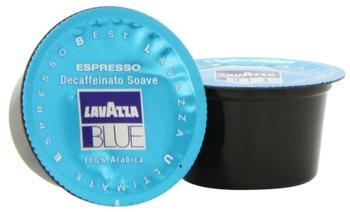 Lavazza Blue Espresso Decaffeinato Soave (100 Port.)