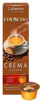 Eduscho Cafissimo Caffè Crema Elegante 10 Kapseln